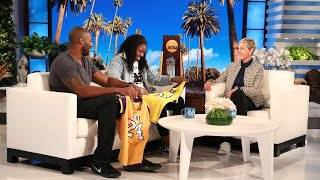 Ellen Pays Tribute To Kobe Bryants Legacy