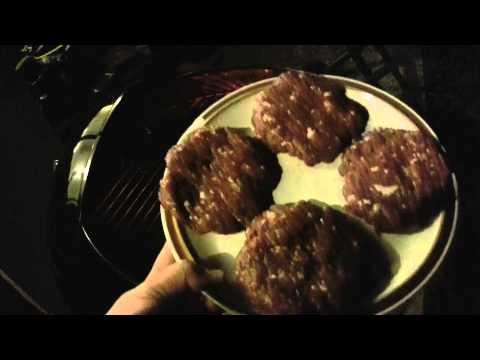 dR: Venison Bacon Burger Tac Idol #2