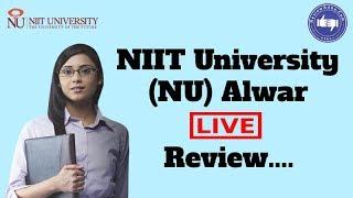 NIIT University, Neemrana [NU] 2019- College Reviews & Critic Rating