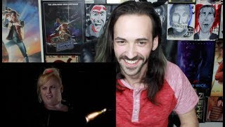 PITCH PERFECT 3 TRAILER #1 REACTION & REVIEW!!!