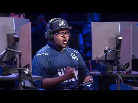 NBA 2K League 1on1: Authentic African puts it all on the line everyday for something bigger