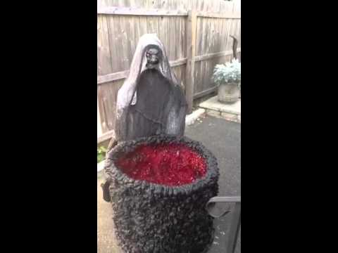 Halloween props homemade!