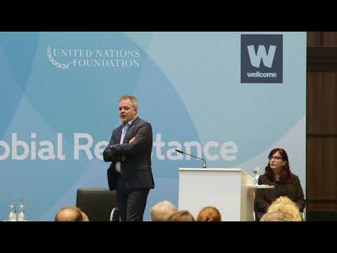 A call-to-action on antimicrobial resistance - Jeremy Farrar keynote address, Berlin, Oct 2017