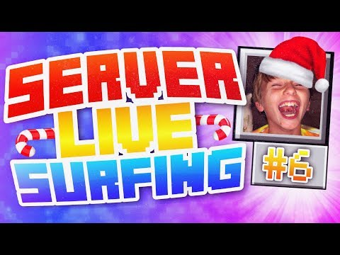 EP#6: SERVER SURFING CHRISTMAS SPECIAL!! (ft. Crazy Cousin Wyatt)