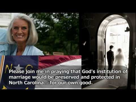 Anne Graham Lotz on Marriage in North Carolina