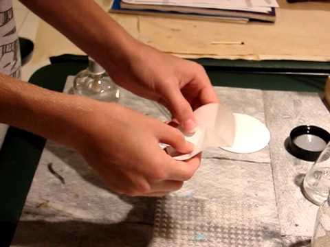 Separating a Mixture of Salt and Sand