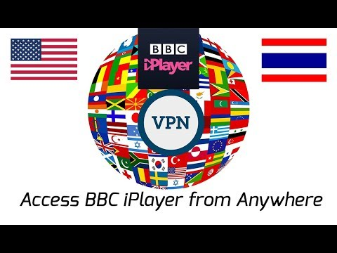 How to watch BBC iPlayer from Anywhere in the WORLD | Tutorial