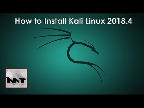 How To Install Kali Linux 2018.4