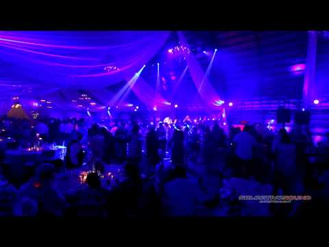 Dream barn wedding reception by Cleveland wedding djs Selective Sound Entertainment