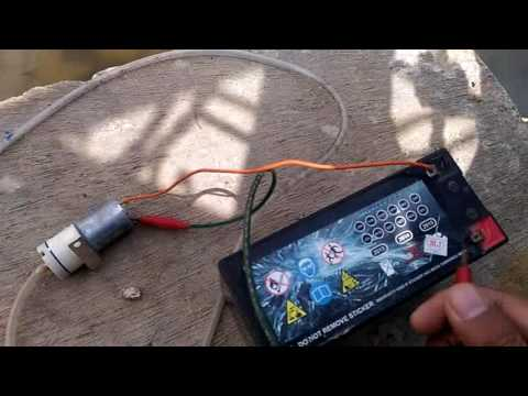 Aerator DC 5 -12 Volt / Air Pump/ pompa udara /solar panel / cell
