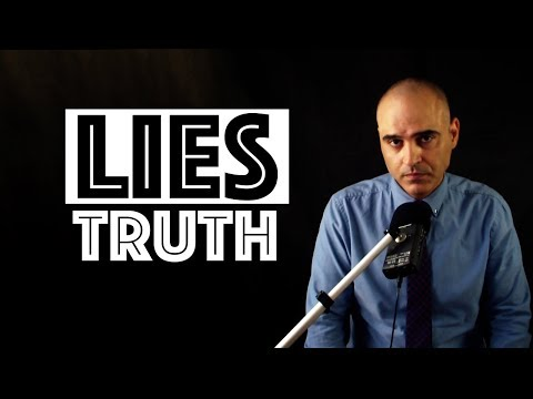 How to Spot a Lie and to Know the Truth -  Liar Body Language