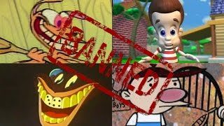 Top 40 Lost or Banned Episodes of Kid Shows
