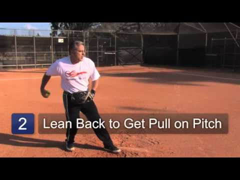 How to Throw Different Softball Pitches