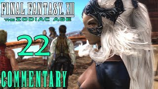 Final Fantasy XII The Zodiac Age Walkthrough Part 22 - Urutan-Yensa Territory (PS4 Gameplay)