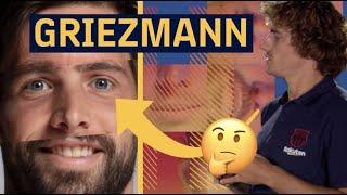 BARÇA FACES   Antoine Griezmann