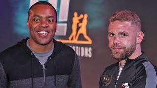 Billy Joe Saunders: GGG Still THE CHAMP to ME!