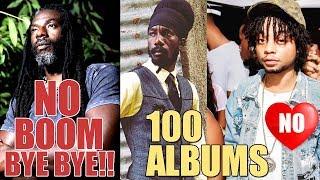 "Buju Banton ""no Boom Bye Bye | Sizzla New Album | Rygin King Ask Where Is The Love?"