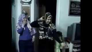 رقص محجبة فى المنزل ..موووووووز