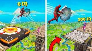 -1000 IQ CRASH PAD FAIL! (Fortnite Fails & Epic Wins! #111)