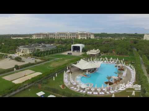 Regnum Spa and Resort - Aerial Video