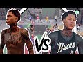7'3 PLAYMAKER VS 7'3 SHOT CREATOR! WHICH BUILD IS BETTER! 7'3 DEMIGOD! BEST SCORING CENTER NBA 2K18