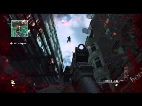 *MW3 Knock Back Lobby* GET OUT OF ANY MAP ON MW3( VOICE TUTORIAL) AMAZING HACK