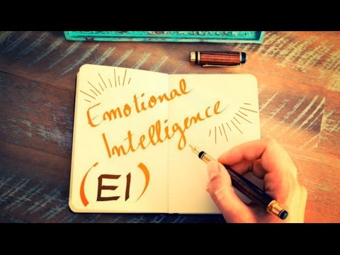 Emotional Intelligence (EI) in the Workplace