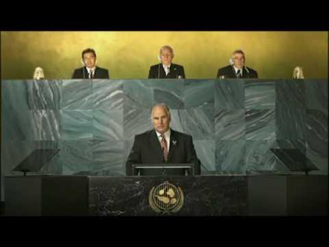 AUSTRALIA DAY 2010 SAM KEKOVICH ADDRESS TO THE UN