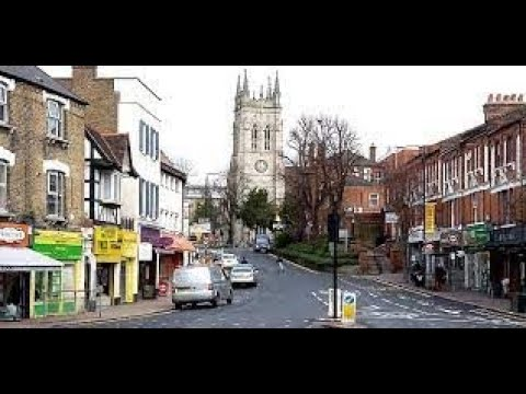 Places To Live In The UK - Beckenham , Kent , BR3  ENGLAND