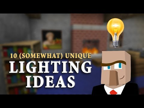 10 Unique Minecraft Lighting Ideas - Improve the Look of Your Builds!