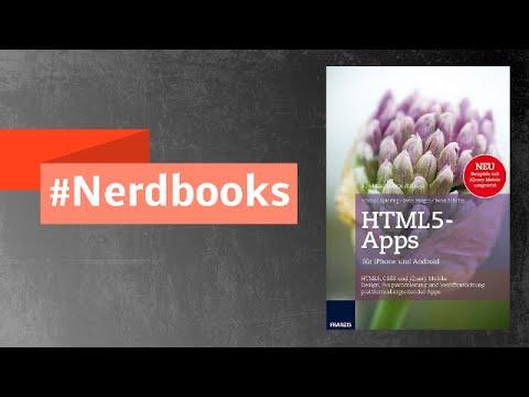 HTML5 Apps für iPhone und Android - #Nerdbooks