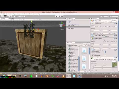 Unity3d Popup Script (Works on all Objects)