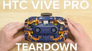 Download HTC VIVE Pro Teardown! Video
