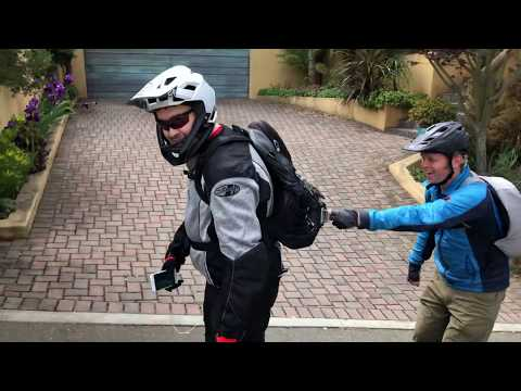 South Bay Electric Unicycle Group Berkley Hills Ride