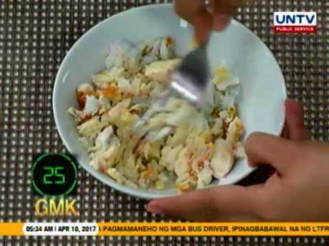 How to prepare Salted Egg Pasta   Quick Meal