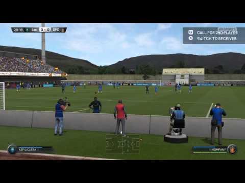 FIFA 15. Nice job EA. Bang up job