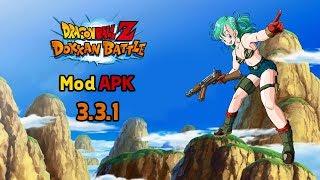 Dragon Ball Z Dokkan Battle Ver  4 4 2 MOD APK | High Damage