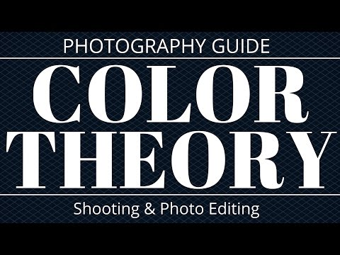 Color Theory Photography Guide - Photo Editing & Shooting Tips