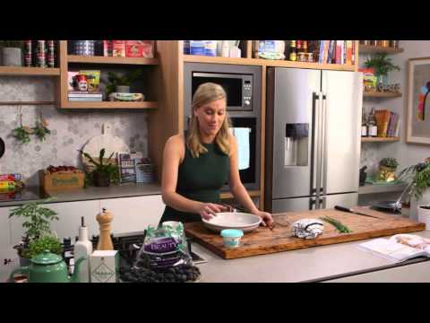 Cucumbers with Easy Creme Fraiche Dressing | Everyday Gourmet S6 E1