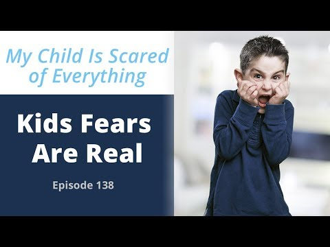 My Child Is Scared of Everything- Kids Fears Are Real – Dudes to Dads Ep 138 [AUDIO ONLY]