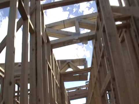 Building Process 18: Floor Trusses