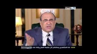 د. مصطفي الفقي يتحدث عن الجنرال عمر سليمان.flv