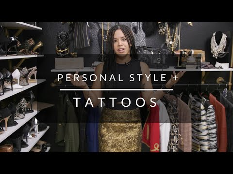 Tattoos and Personal Style
