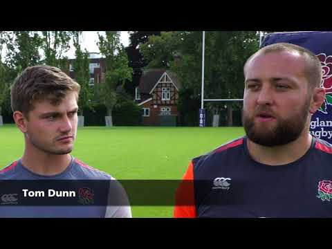 England Rugby players tell us their tips
