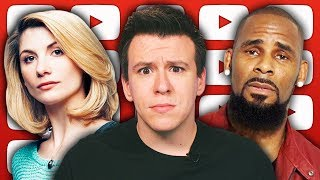 "HUGE ""Sex Cult"" Accusations Against R Kelly Revealed and The Female Doctor Controversy..."