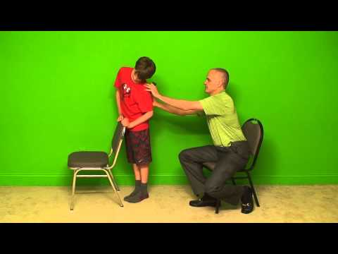 Fixing a hamstring strain in 4 minutes with Total Motion Release