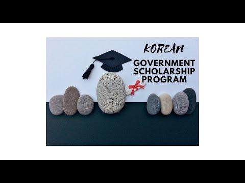 Korean Government Scholarship Program (KGSP)