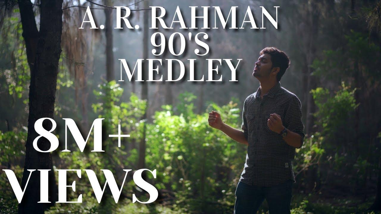 AR Rahman Medley | 90s Classics | Syed Subahan | M.S.Jones Rupert