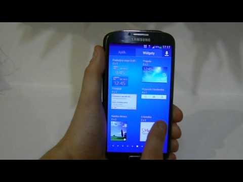 Samsung Galaxy S4 MENU Android 4.2.2