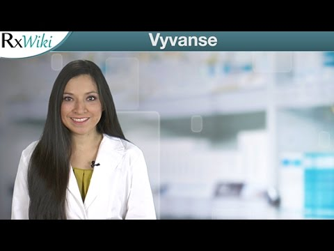 Vyvanse Is A Treatment for ADHD - Overview
